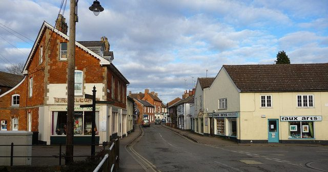 Living in Pewsey, Wiltshire