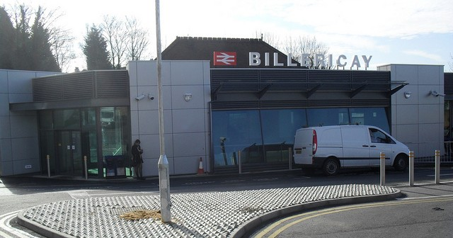 Billericay lies in the shadow of its more important smarter sister Brentwood