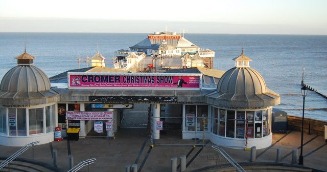 Roughest areas in Cromer, Norfolk