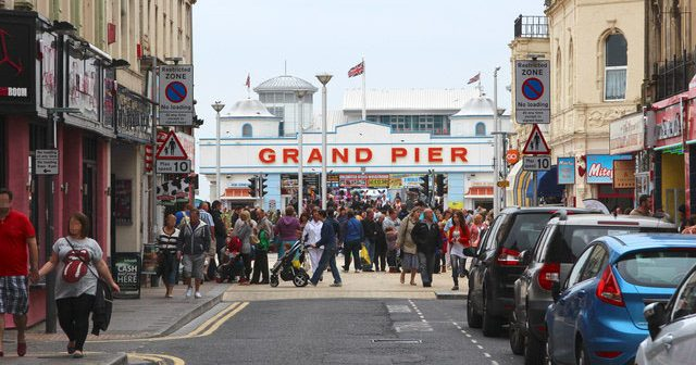 Weston-super-Mare, A Seaside 'holiday town' hellhole
