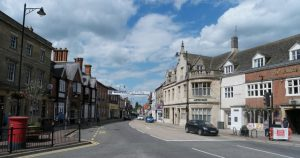 Living in Bourne, Lincolnshire