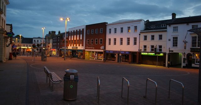 Living in Andover, Hampshire