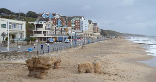 I had the misfortune of visiting Boscombe
