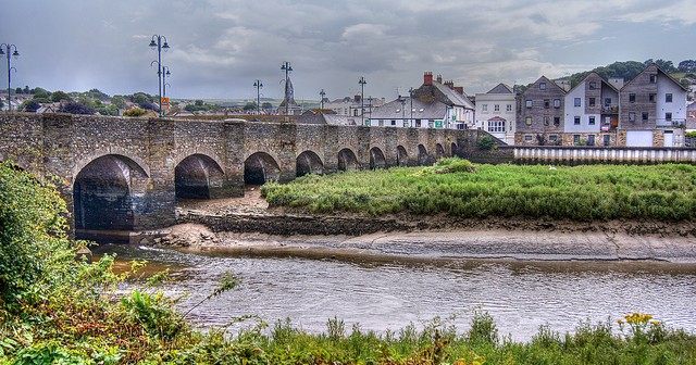 Wadebridge – The Poor man's Padstow