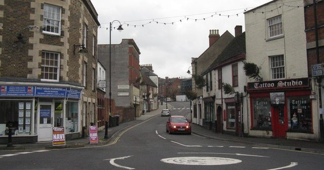 Warminster is a run down, dingy, ******, dull, grey, depressing town