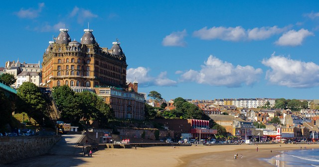 Scarborough or 'Scarbados' as it is known locally