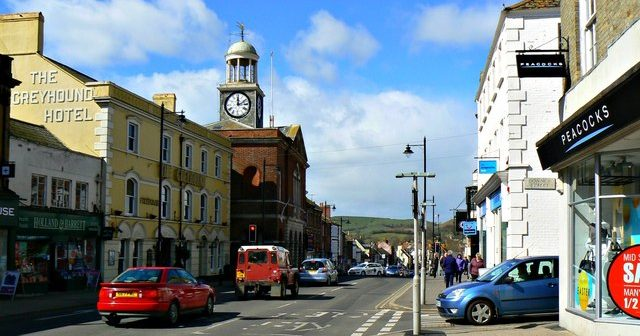Bridport: historic **** town