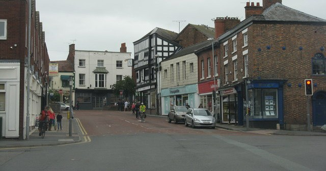 Nantwich: the place that time forgot