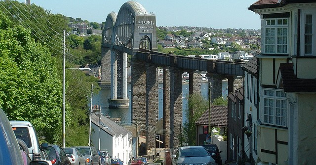 Saltash: behind the smoke and mirrors lies a cruel, jealous, vindictive town