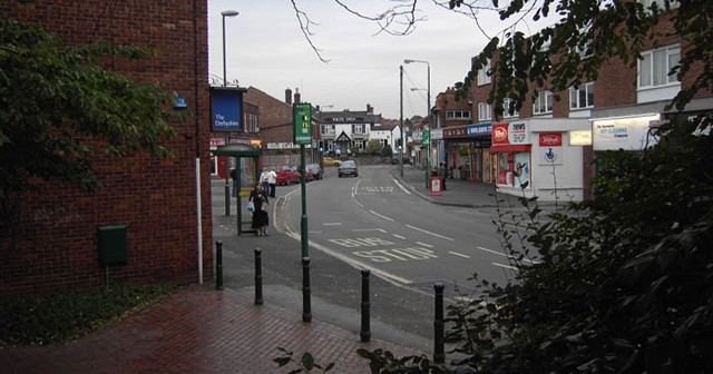 Spondon, Derbyshire, Property Guide