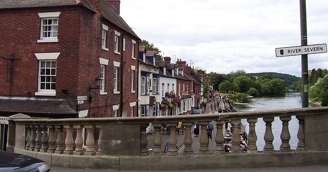 Living in Bewdley, Worcestershire