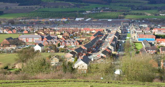 Living in Langley Park, County Durham