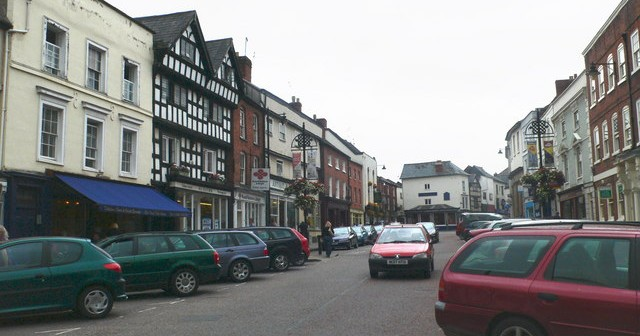 Leominster – the UK's answer to Alabama