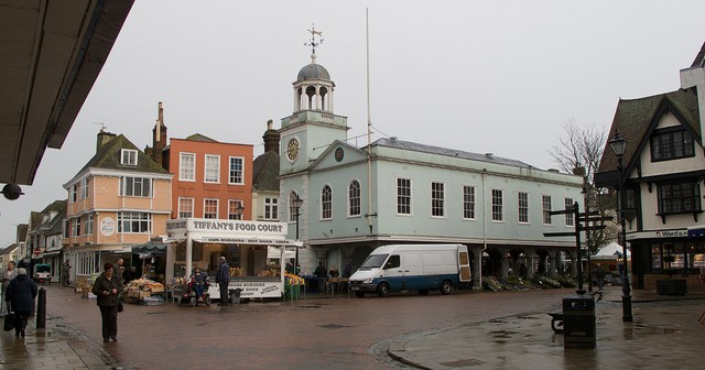 Living in Faversham, Kent