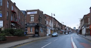 Living in Oldham, Greater Manchester