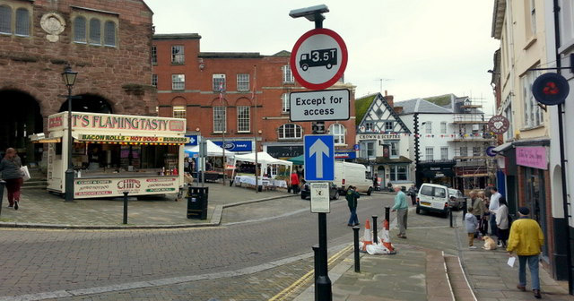 Ross-on-Wye: inbreeding, charity shops and fights outside the Eagle