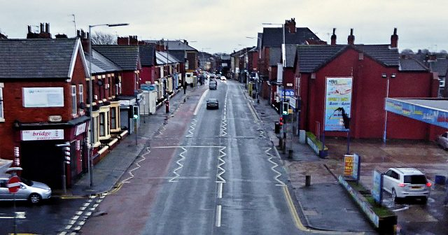 Wavertree, Liverpool: in recent years its gone down the pisser