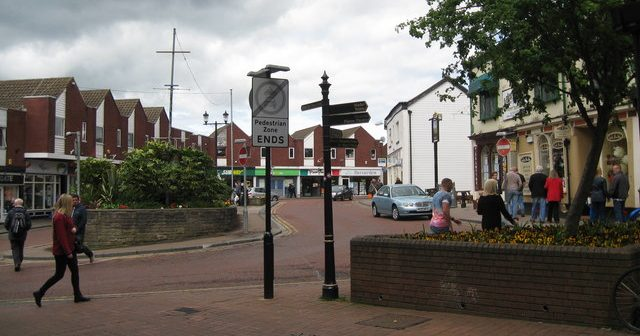 Nantwich – The Great Crewe/Nantwich Divide