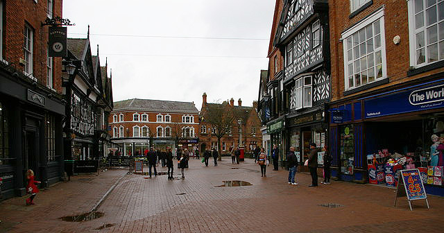 Nantwich: home of the yummy mummy & a sea of middle class insolence