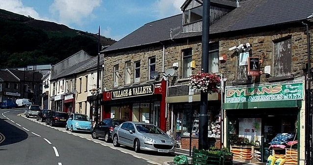 The Rhondda Fach - the valley that time forgot