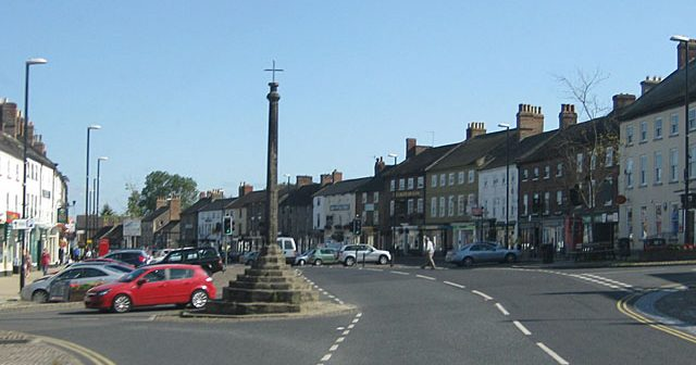 Bedale is the red and grey brick cyst on the face of the otherwise picturesque Yorkshire dales