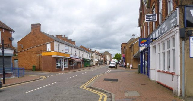 Desborough – It amazes me how much ********** there is