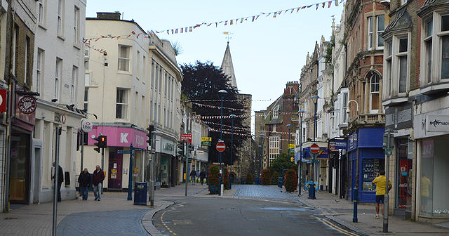 Dover – Most neglected unloved town in the UK