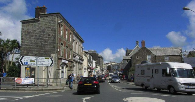 Liskeard, Cornwall... moving here is biggest mistake you will ever make
