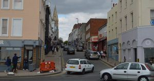 Living in St Leonards on sea, East Sussex