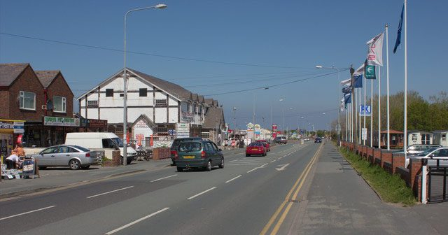Living in Towyn, Wales