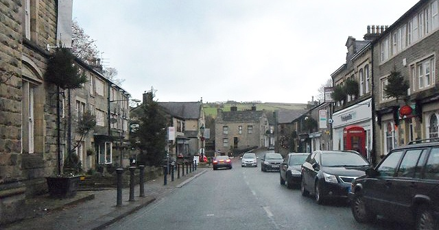Saddleworth is not Yorkshire and you're not Alan Sugar
