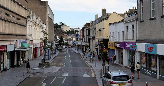 Top 10 worst places to live in England, Torquay