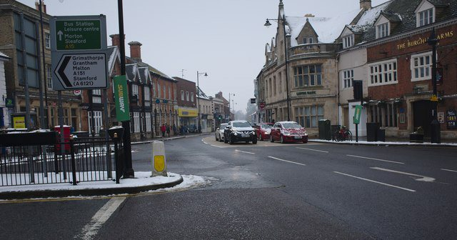 Bourne: a backwater Lincolnshire market town