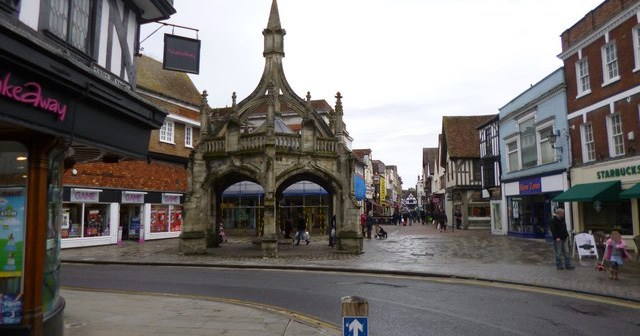 Living in Salisbury, Wiltshire, South West