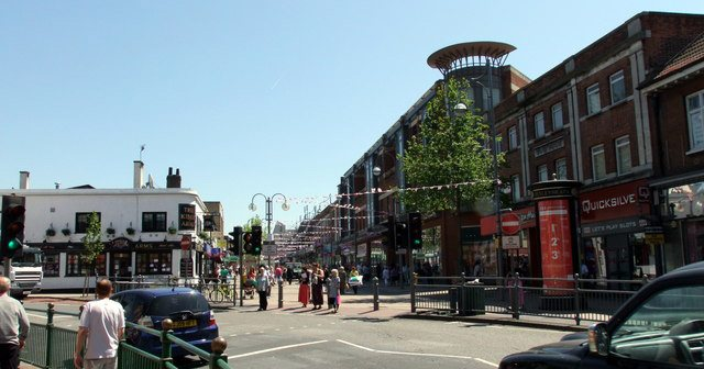 Living in Bexleyheath, South London