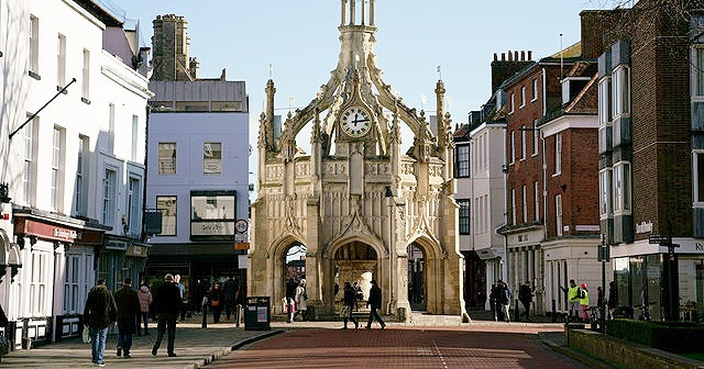 Living in Chichester, West Sussex