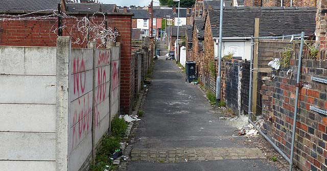 Living in Stoke-on-Trent, Staffordshire, West Midlands