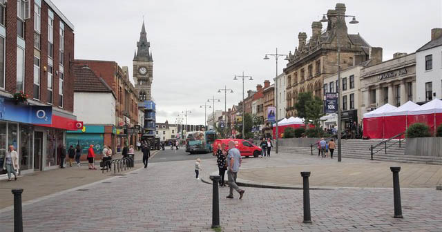 Darlington: Town of Brass Bands and Despair