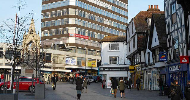 Living in Maidstone, Kent with Angry White Men