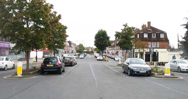Living in Stoneleigh, Epsom, Surrey