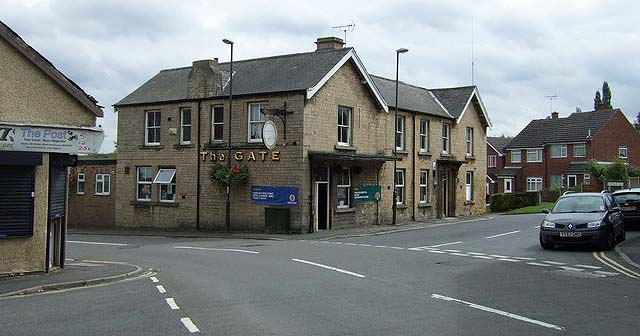 Shirebrook - A Traditional Market Town