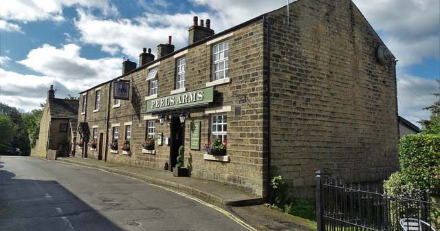 Living in Padfield, Glossop, Derbyshire